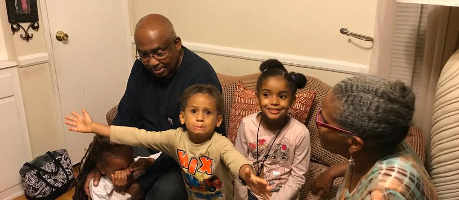 Dad, True Stories, & New Opportunities