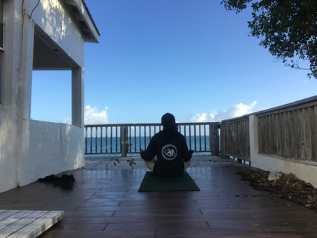 Capoeira and Everything Else in Silence