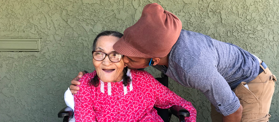 The Winning Pandemic and Losing Grandma Abroad