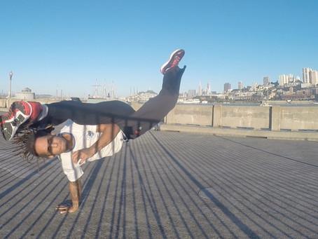 I Am A Capoeirista