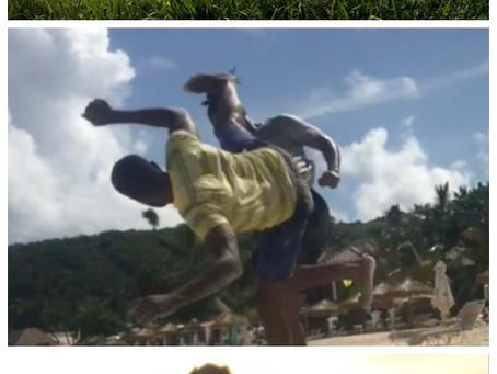 Life, Capoeira, and Faith