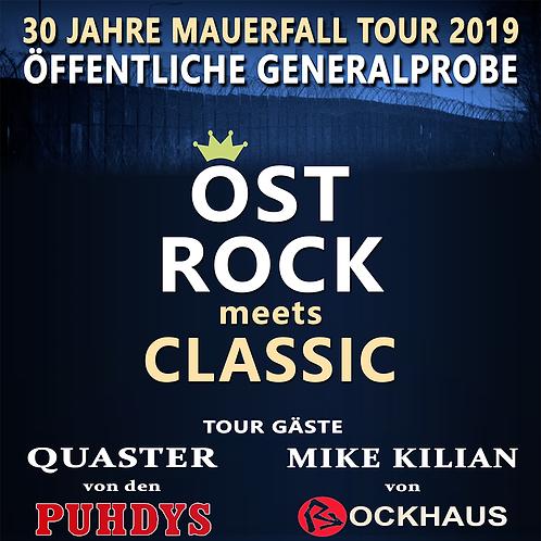 16.03.2019 Öffentl. Generalprobe Quedlinburg