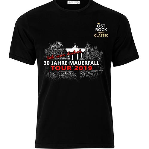 "TOUR T-Shirt ""Mauerfall Tour 2019"""