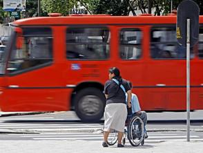 Curitiba é finalista de prêmio internacional com projeto de mobilidade inclusiva