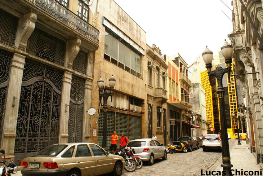Rua de Santos