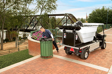 Carryall 700 Fit to Task Refuse Removal
