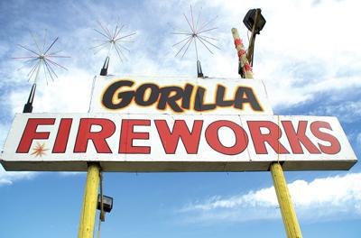 Gorilla Fireworks