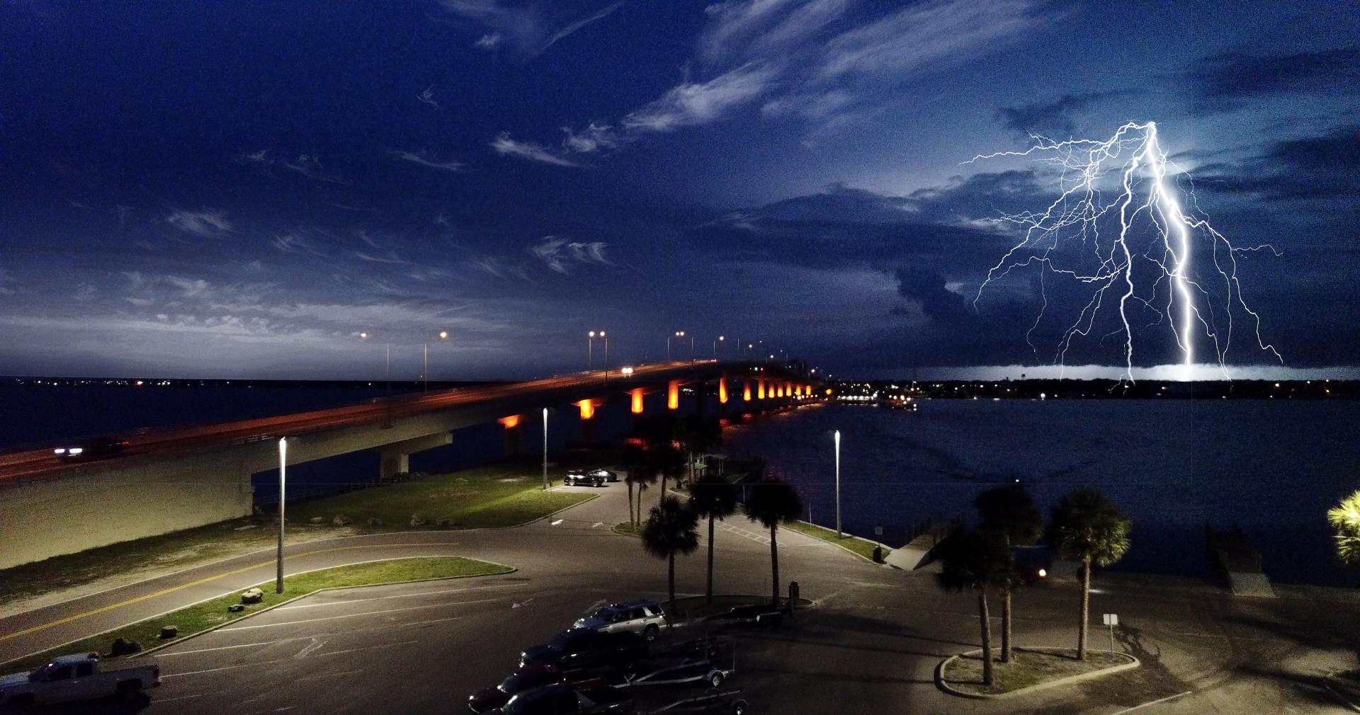 Titusville Lightning
