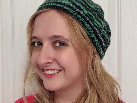 Exclusive Easy Pattern! Shirley's Hat