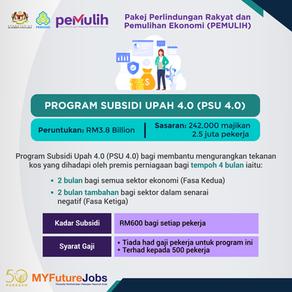 Wage Subsidy Program 4.0 (WSP 4.0)