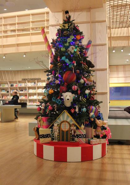 Kerst in het Forum, Groningen