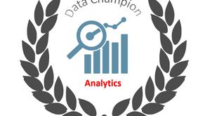 Enablement... Data Champions