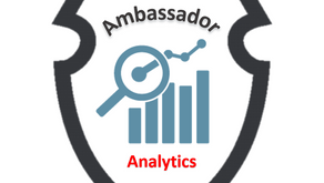 Enablement… Data and Analytics Ambassador