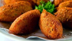 Portuguese & Cod Fish – Pastéis de Bacalhau
