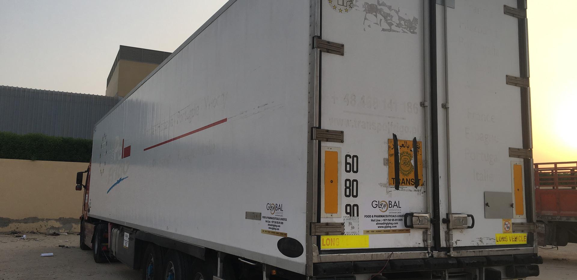Land Transport Companies in Dubai, Freight Forwarding companies in Dubai