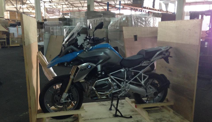 Global Logistics Motorcycle shipping