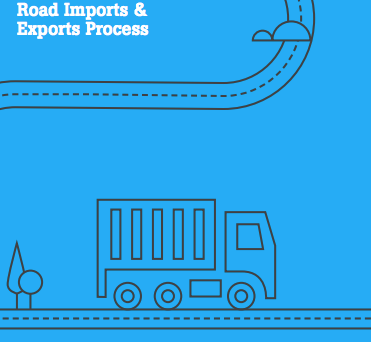 Why land freight ? And what is the import and export procedures in UAE?