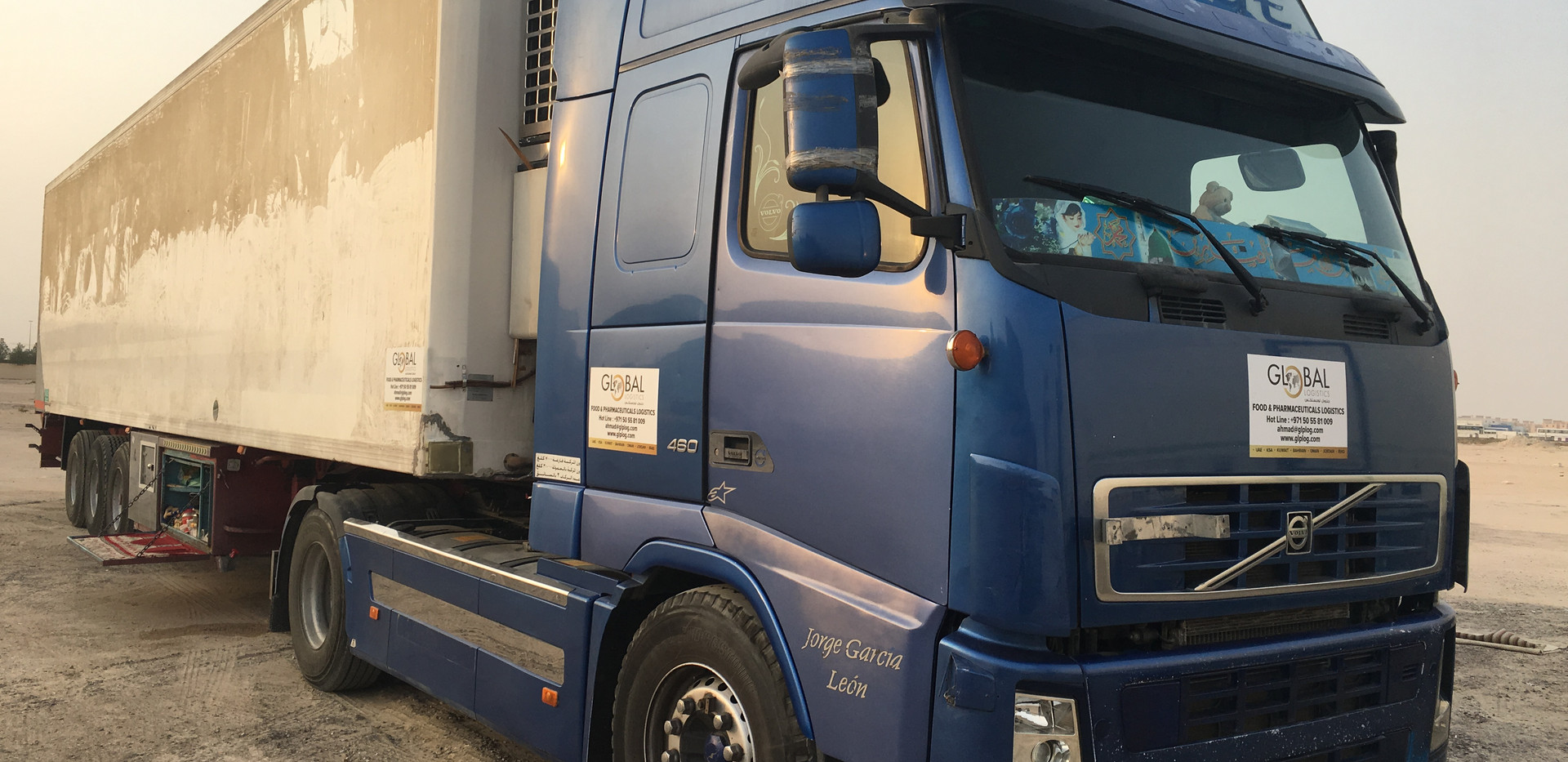 Global Logistics Sea Freight, Land Transport and air freight , the best logistics company in Dubai