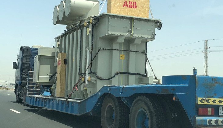 Projects Cargo Dubai