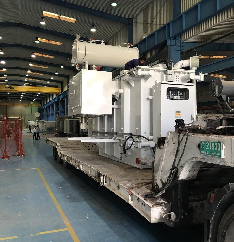 Global Logistics Low beds in Dubai