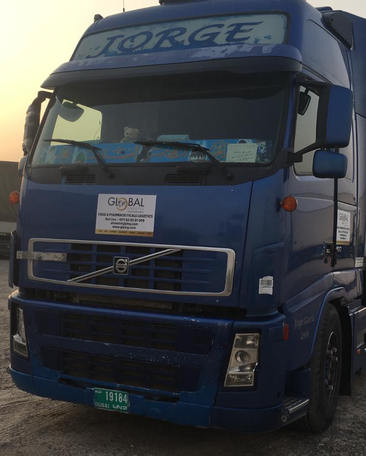 Land transport , Wraehousing , 3pl , customs broker in Dubai