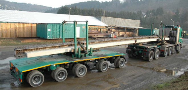 Unique of its type Global Logistics is one of the leading companies to offer such a wonderful heavy duty trailer