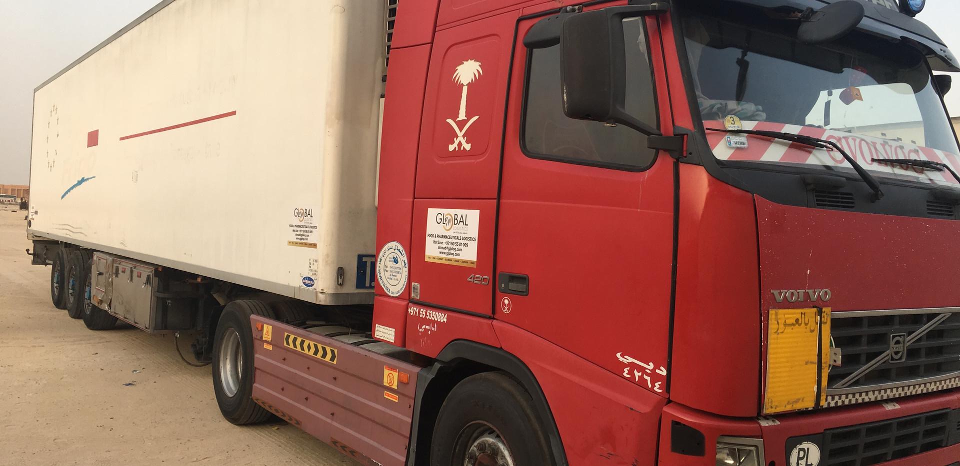 Best logistics Companies in Dubai, Global Logistics