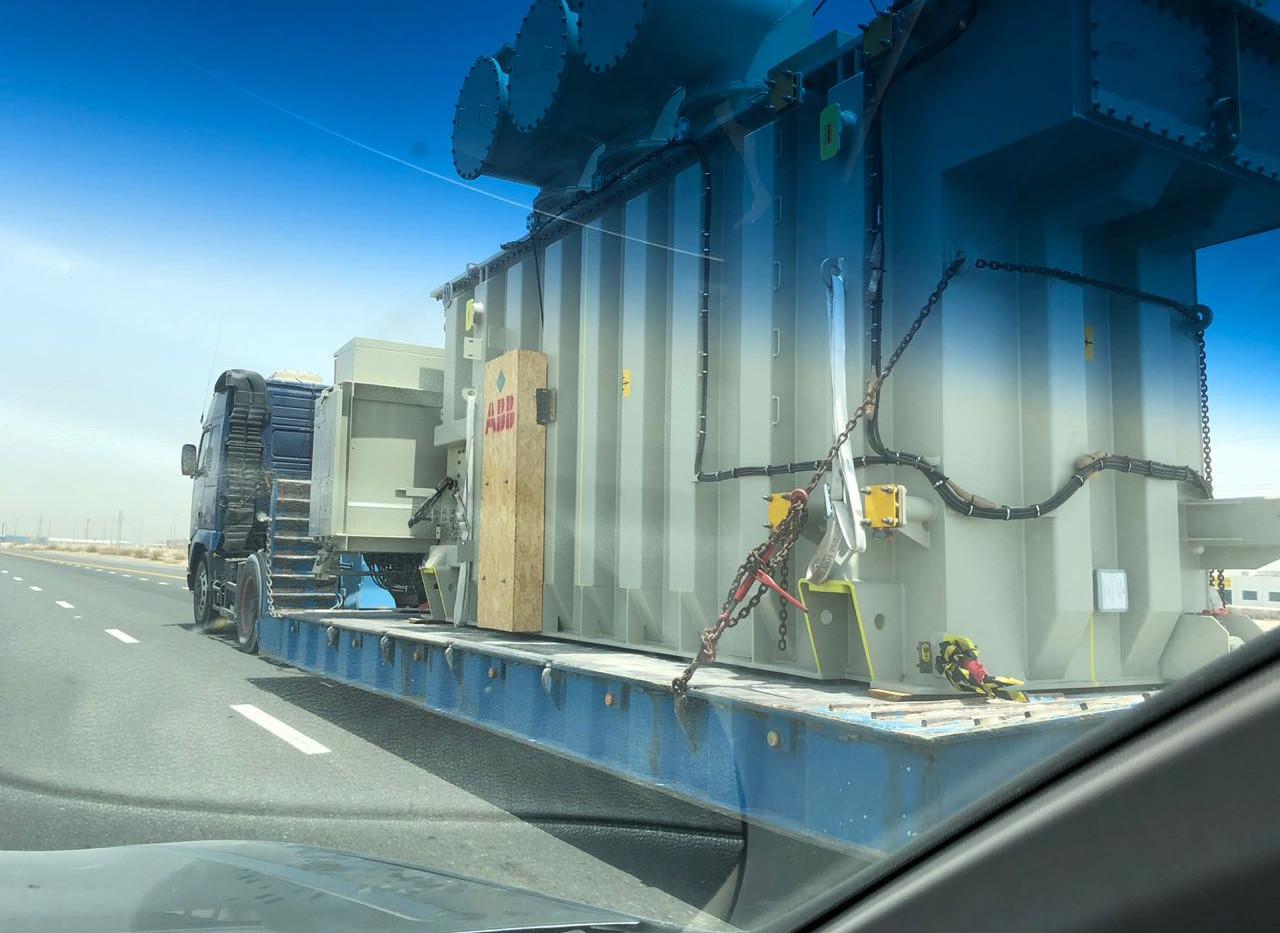Global Logistics Dubai Low beds
