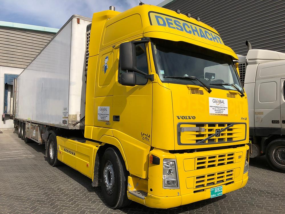 Global Logistics Dubai , Is one of the best logistics companies in Dubai