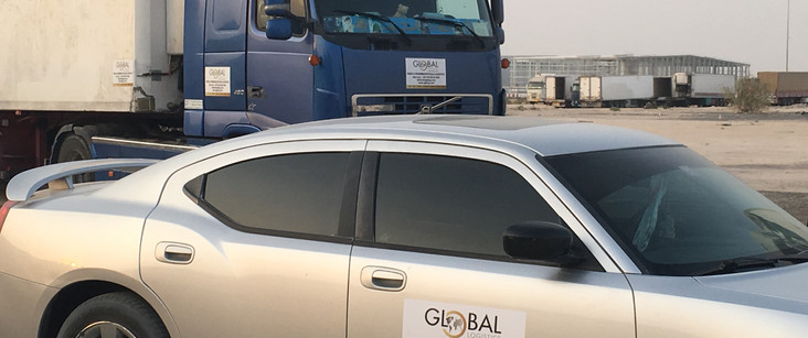 Global Logistics Dubai, Kuwait , KSA , Bahrain we are very close to you