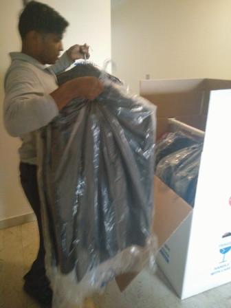 Global Logistics home moving