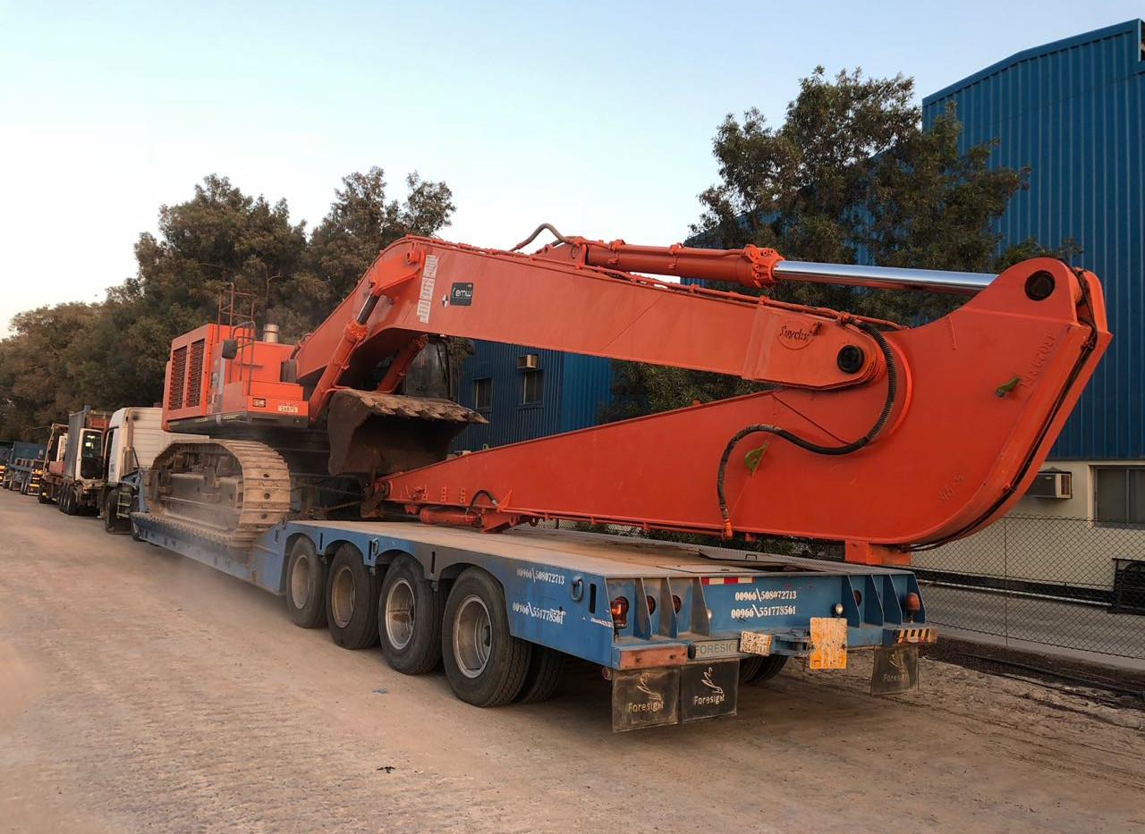 Project Logistics Dubai