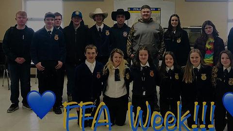 FFA Week!