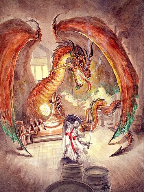 The Distillery Dragon