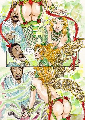 Jenitales - Green Fairy