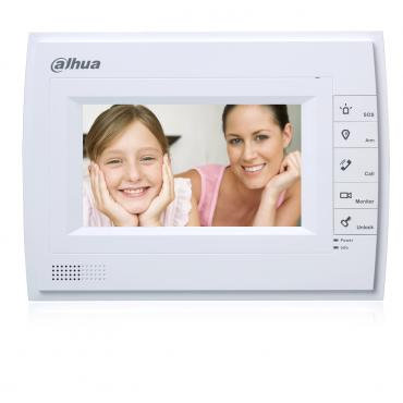 """monitor interno 7"""" touch screen"""