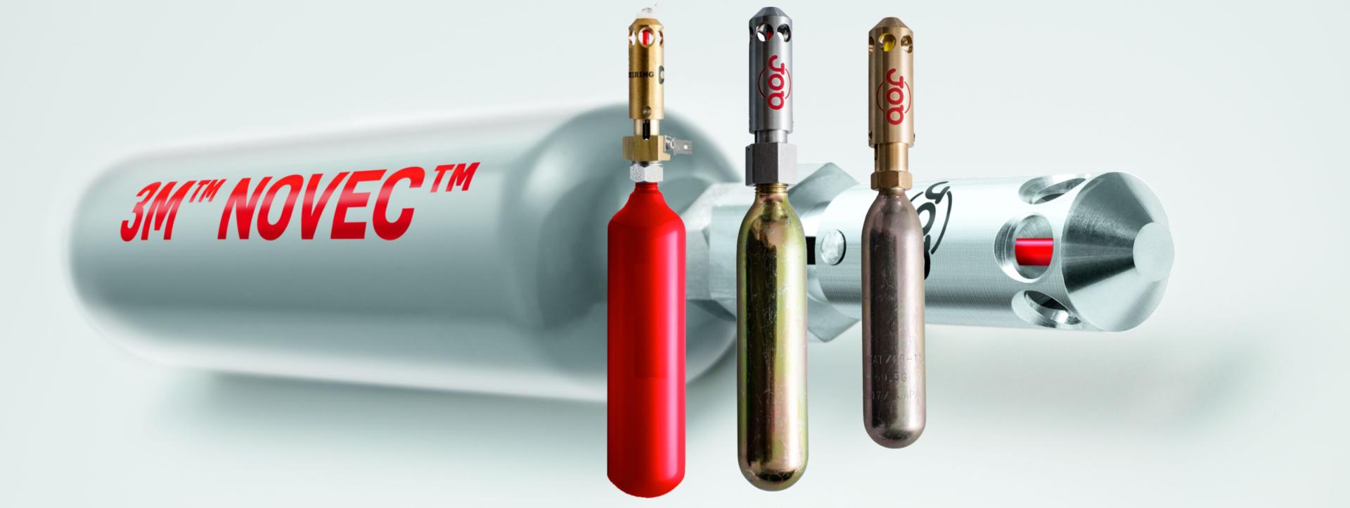 AMFE (Automatic Miniature Fire Extinguisher)
