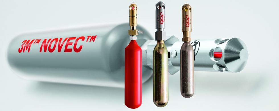 AMFE (Automatic Mini Fire Extinguisher)
