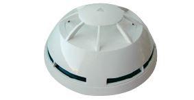 sensore ottico e termico di fumo