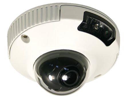 telecamera dome IP 4Mpx fissa