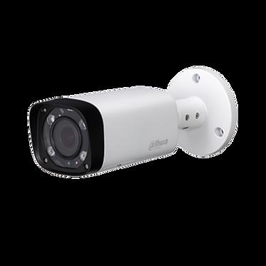 telecamera bullet HD 4Mpx varifocale