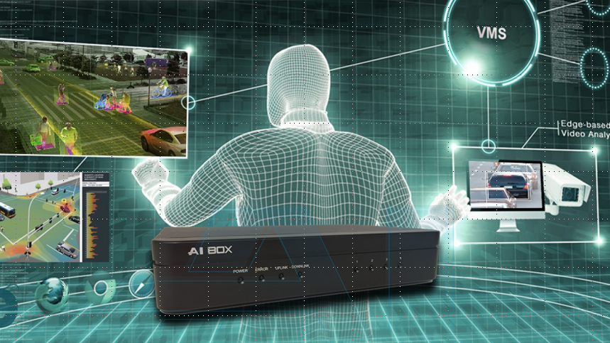 AI-BOX - sistema di analisi video intelligente