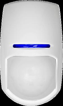 rilevatore volumetrico a doppia tecnologia