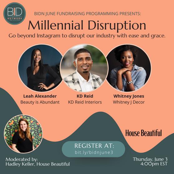 Millennial Disruption