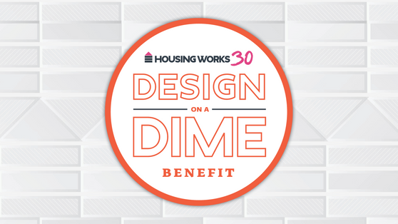 Housing Works - Design on a Dime 2021