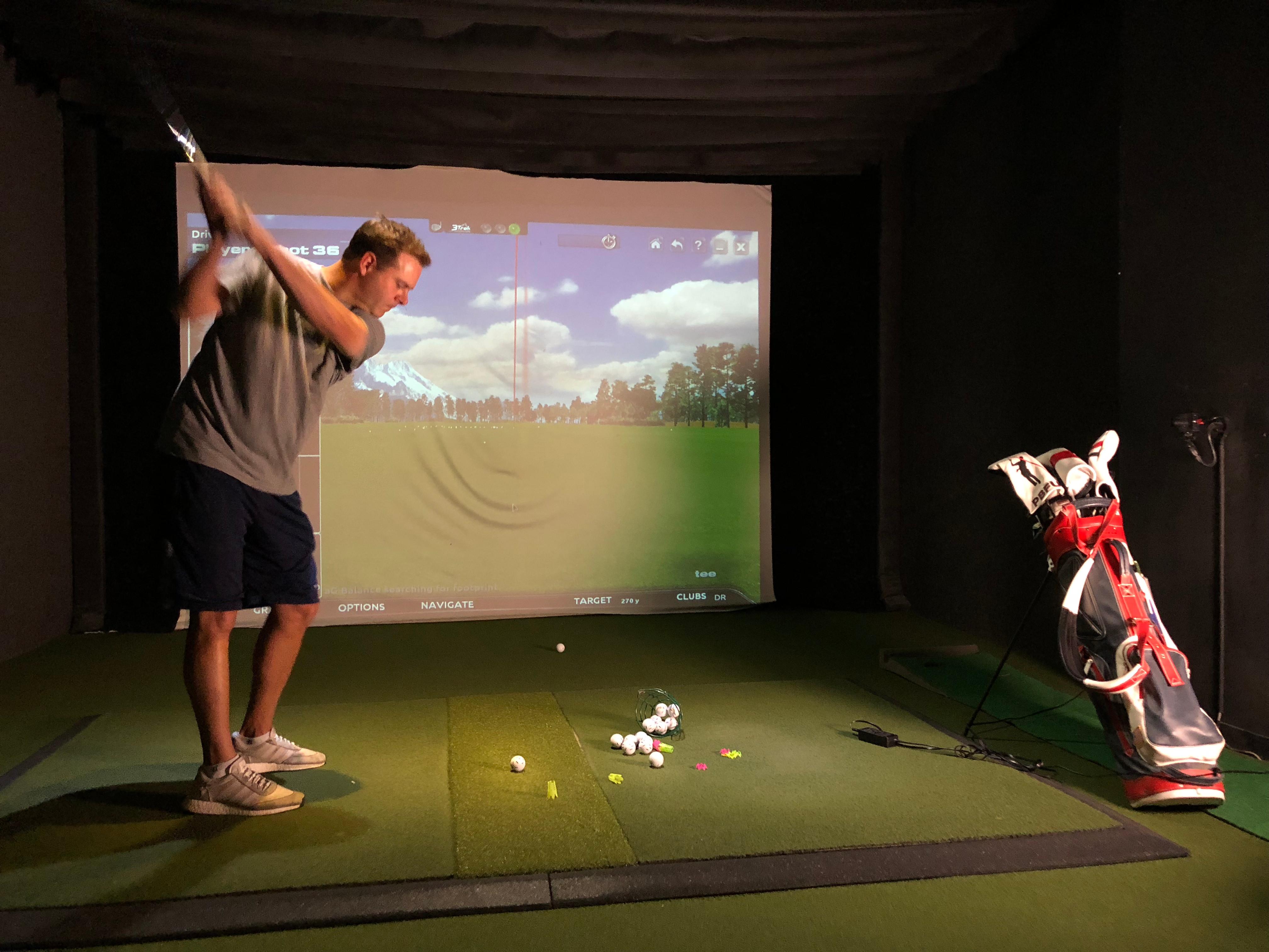 1 Hour Golf Lesson