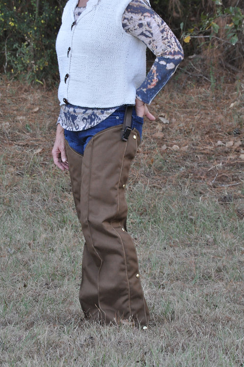 LADIES FIELD CHAPS