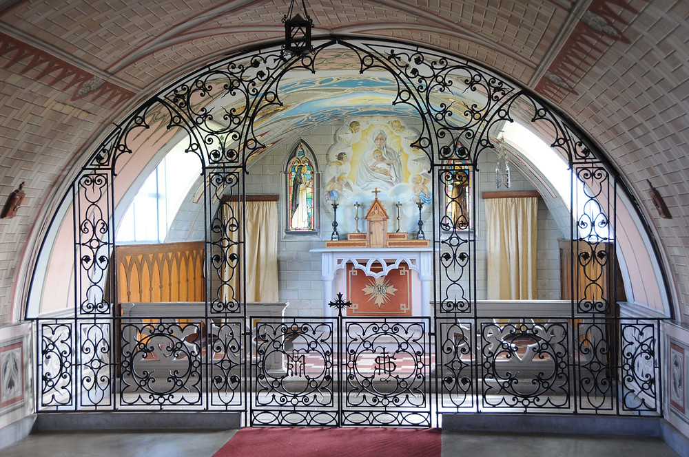 Orkney's Italian Chapel, an enduring symbol of peace and reconciliation