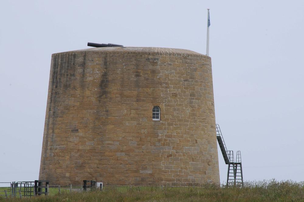 Hackness Martello Tower, Longhope, Orkney