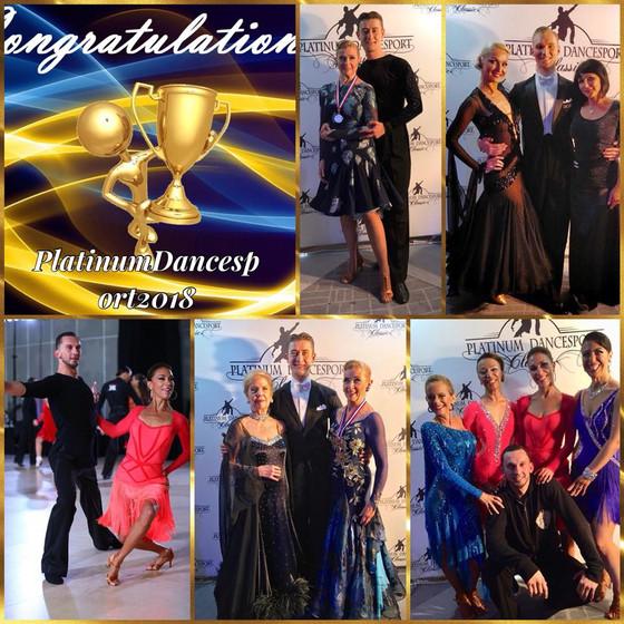 Platinum DanceSport Classic
